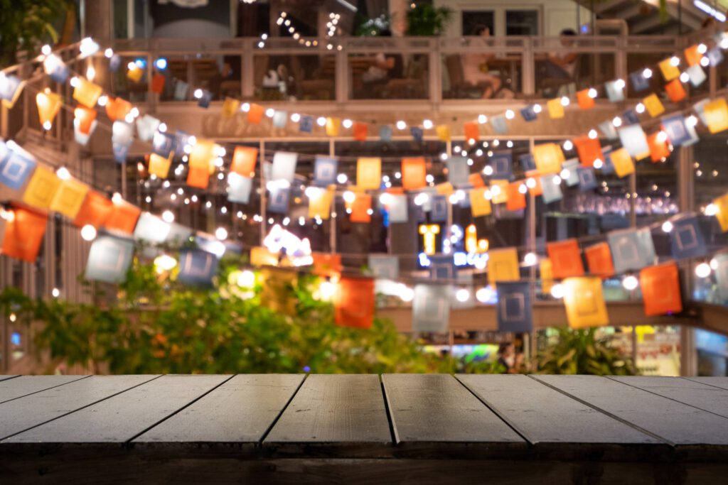 bartafel van Robuuste Tafels